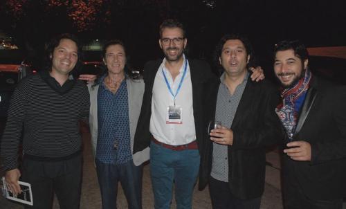 Manuel de Oliveira com Jorge Pardo Trio WOMEX 2014 Santiago de Compostela - Por Sérgio Brandão