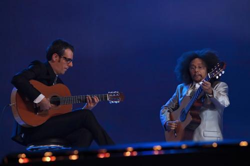 Manuel de Oliveira e Chico César